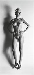 Big Nude I: Lisa, Paris, 1980