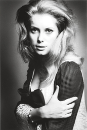Catherine Deneuve for Elle Mag