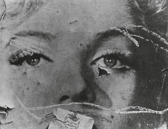 Marilyn Monroe Poster, N.Y.C.,