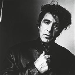 Al Pacino (A), New York, Octob