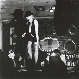 Madonna Dancing on Bar with Bo