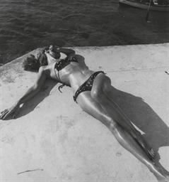 First Bikini, Harper's Bazaar,
