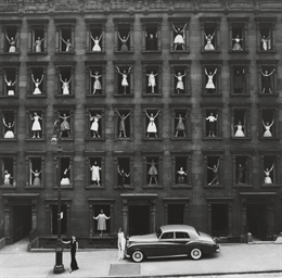 Girls in Windows, 1960