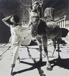 Dorothy McGowan & Camel, Baalb