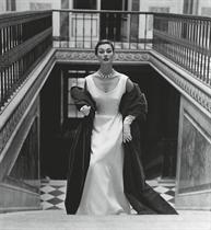 Ann Gunning, Paris Collections, for Vogue, August 1952