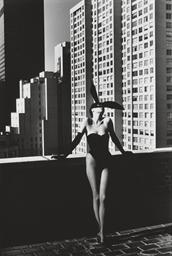 Elsa Peretti as a Bunny, New Y