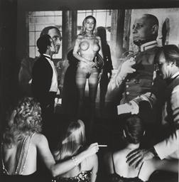 Hugh Hefner's Projection Room,