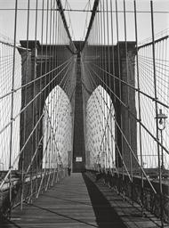 Brooklyn Bridge, New York, 194