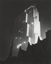 Rockefeller Center at Night, 1930s