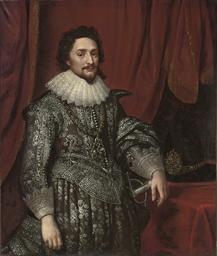Portrait of Frederick V of Boh