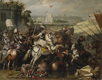 The Battle of Arques
