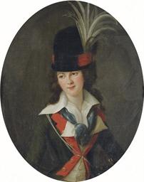 Portrait of Victorienne Delphi
