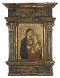 The Madonnna and Child
