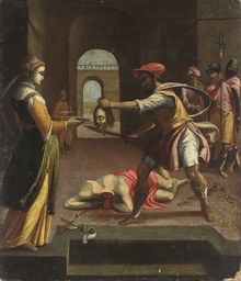 The Beheading of Saint John th