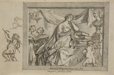 An allegory of medicine