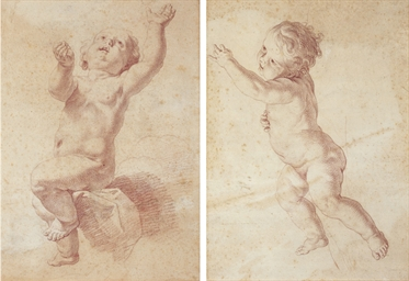 Studies of putti