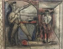 ROY DE MAISTRE (AUSTRALIAN, 1894-1968)