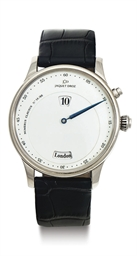JAQUET DROZ. AN OVERSIZED LIMI