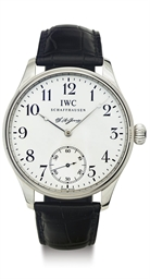 IWC. A FINE OVERSIZED LIMITED
