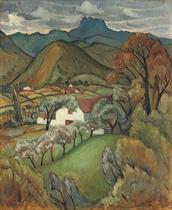 Leroy (Roy) Leveson Joseph Laurent De Maistre (1894-1968)