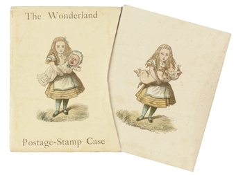 card slipcase, both with complementary illustrations by Sir John