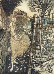 LA MOTTE-FOUQUE, Friedrich H.C