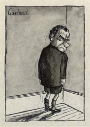 Nixon in a corner