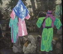JACQUES MAJORELLE (NANCY 1886 - 1962 PARIS)