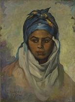 EMILE DECKERS (ENSIVAL 1885 - 1968 VERVIERS)