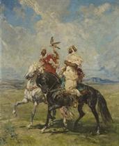 HENRI EMILIEN ROUSSEAU (LE CAIRE 1875 - 1933 AIX-EN-PROVENCE