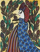 BAYA (BORDJ EL KIFFAN 1931 - 1998 BLIDA, ALGERIE)