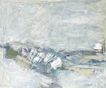 SHAFIC ABBOUD (MHAITE 1926-2004 PARIS)