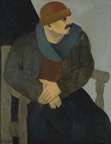 LOUAY KAYALI (ALEP 1934 - 1978)