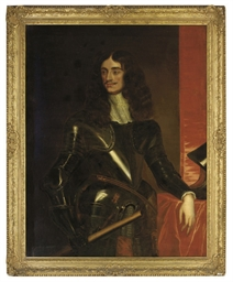 PORTRAIT OF KING CHARLES II (1
