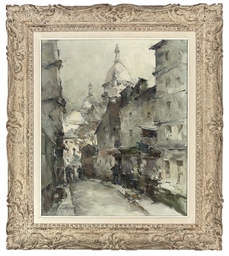 Rue Chevalier de la Barre Mont