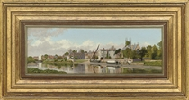 On the Thames at the London Apprentice, Isleworth