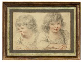 ATTRIBUTED TO OZIAS HUMPHRY (B