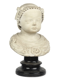 A WILLIAM IV SCULPTED WHITE MA