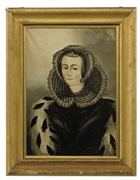 AGNES DOUGLAS, CIRCA 1848