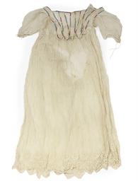 A MUSLIN DRESS