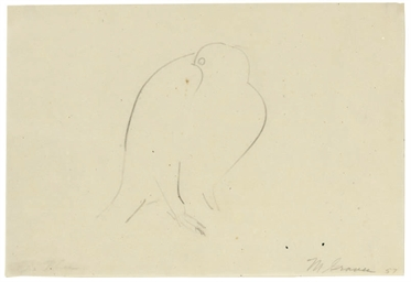 Untitled (Dove)