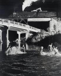 Hawksbill Creek Swimming hole,