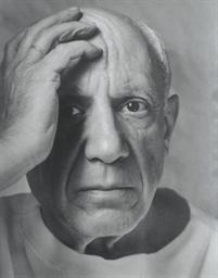 Picasso, 1954