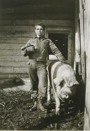 Fairmont, Indiana, 1955