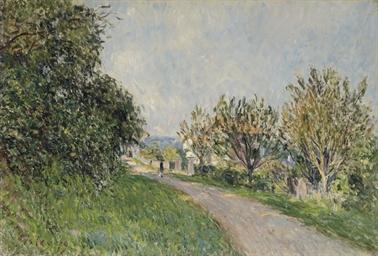 Chemin des Prés à Sèvres