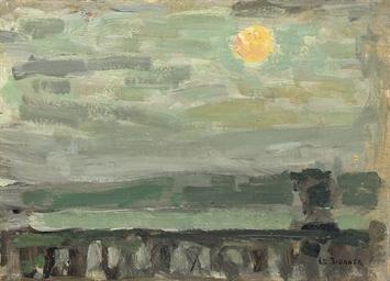 La terrasse, clair de lune, La