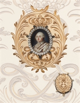 King Louis XVI of France (1754-1793), in ermine-trimmed coronation robes and wearing the Royal Order of the Holy Spirit, powdered wig