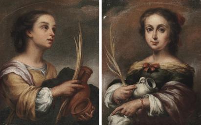 Saint Justa; and Saint Rufina