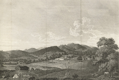VANCOUVER, George (1757-98).