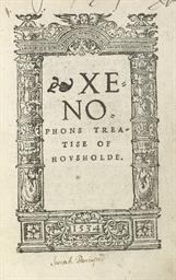XENOPHON (c.430-c.355 BC).  Tr